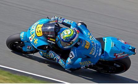 Кармело Эспелета готов помочь Suzuki, но только в соответствии с новыми правилами.