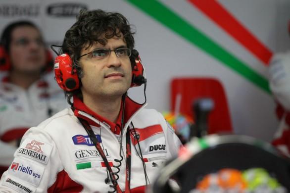 Филиппо Прециози решил совсем расстаться с Ducati.