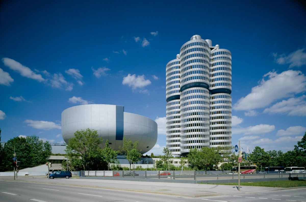 Компания BMW с оптимизмом смотрит в будущее.