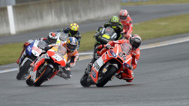 Пилоты команды Ducati в Гран При Франции вошли в ТОП – 5.