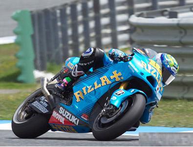 Команде  Suzuki пока не удается найти себе место на старте.