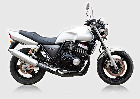 Мотоциклы «классик»: Honda CB 400, Suzuki GSF 400 Bandit и др.