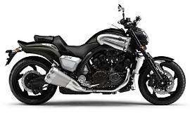 Представлена новая модель Yamaha V-Max 2012