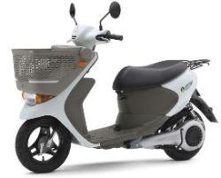 Предполагается выход электроскутера e-Let's от Suzuki