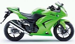 Kawasaki Ninja 250R - дорогое удовольствие для россиян