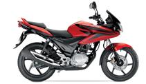 Модель мотоцикла CBF125 от Honda