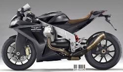 Представлен Moto Guzzi с удивительным дизайном