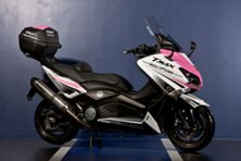 Yamaha TMAX 530 стал обладателем статуса «официальный мото» Giro d'Italia 2012