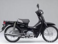 Компания Honda обновила мопеды Super Cub 50
