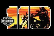 110-я годовщина марки Harley-Davidson