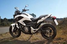 Honda отзывают свои мотоциклы NC700X и NC700S 2012