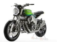 Юбилей серии мотоциклов Kawasaki Z