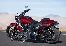 Новая модель Harley-Davidson Breakout