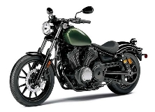 Новый мотоцикл Yamaha Bolt R-Spec