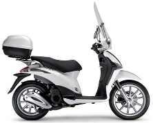 Piaggio снижает цены на скутеры