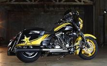Выпустили четыре спецверсии Harley-Davidson