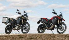 Новый мотоцикл BMW F 800 GS Adventure 2013 от баварского производителя