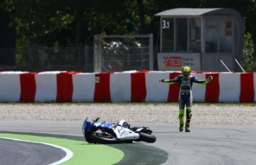 Валентино Росси поделился своими мыслями о тестах и о байке Suzuki.