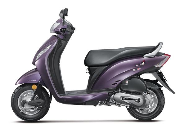 На индийский рынок поступает новый скутер от компании Honda.