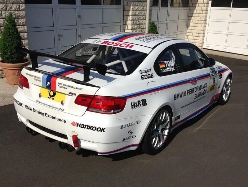 На треке Спа-Франкоршам Скотт Реддинг окажется за рулем BMW M3 GT4.