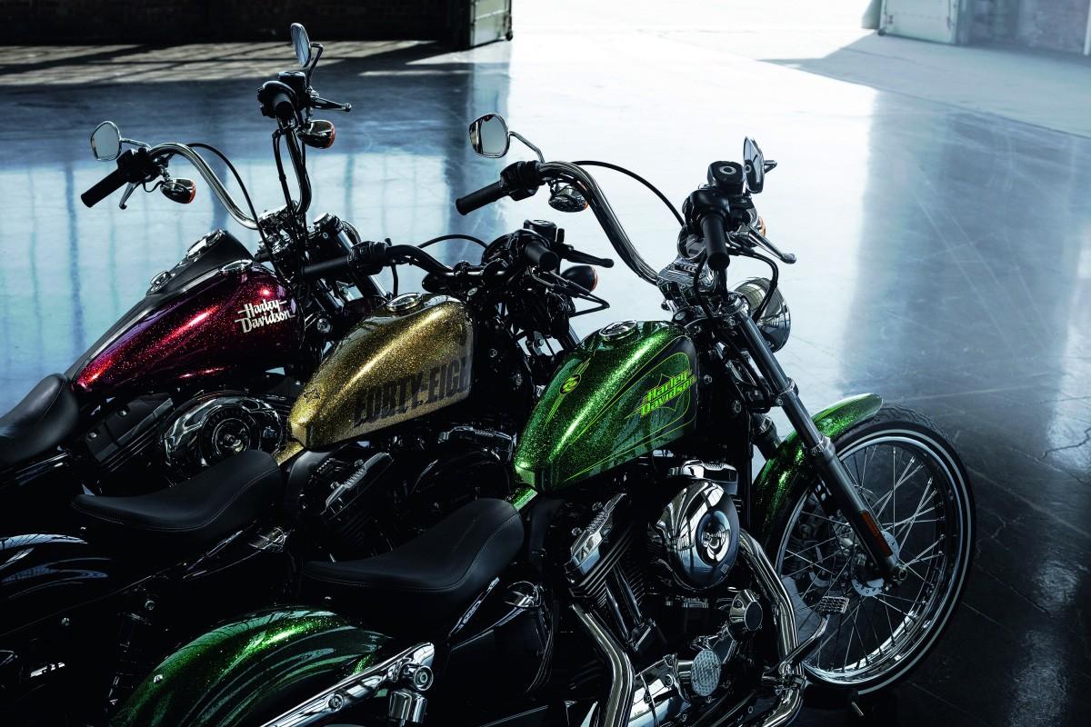 Компания Harley-Davidson отчиталась о росте чистой прибыли.