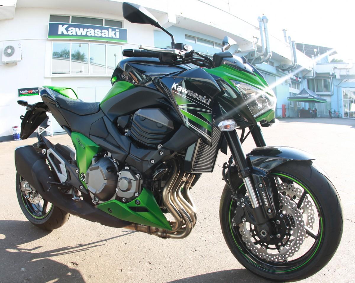 Программа отзывов компании Kawasaki касается байков Ninja 300 и Z800