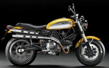 Ducati Scrambler появится в 2014 году