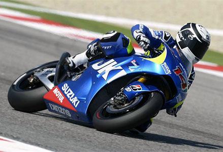 Для тест-команды Suzuki завершившиеся в Мизано испытания носили позитивный характер