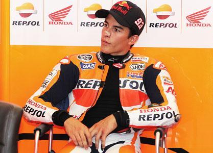 Марку Маркесу удалось избежать серьезного наказания, зато Honda лишилась заработанных им в Арагоне очков