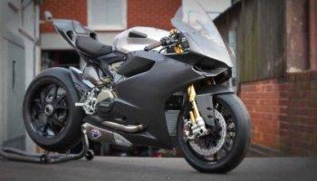 Ducati выпустит Panigale R Superleggera