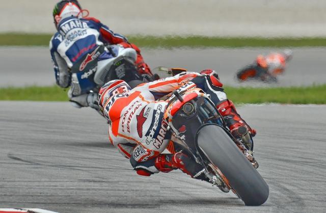 Оба пилота Honda Дани Педроса и Марк Маркес снова на подиуме