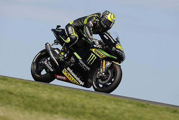 Кэл Кратчлоу надеется показать высокий результат в своем последнем уикенде в составе команды Yamaha Tech 3