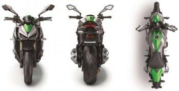 Новый нейкед Kawasaki Z1000