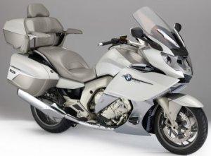 Улучшенный вариант BMW K1600 GTL