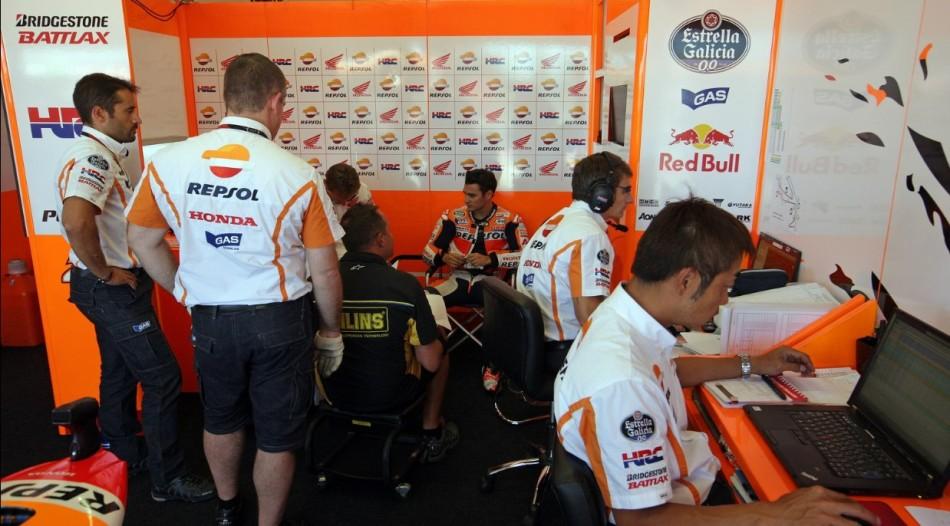 Большие кадровые перестановки произошли в командах Honda и Yamaha
