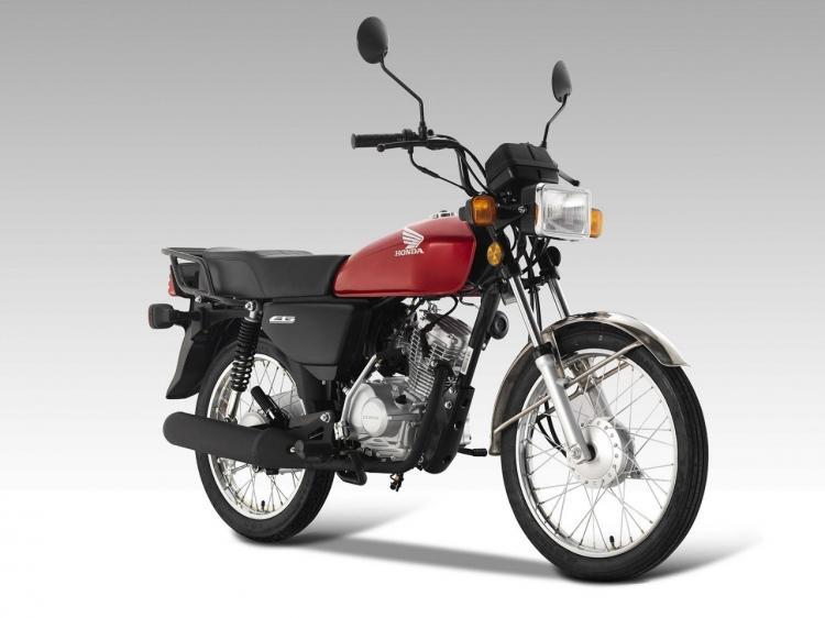 Мини-мотоцикл Honda CG110 стоит дешевле нового мини-iPad Air