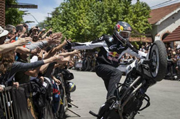 Аргентина впервые приняла у себя дни BMW Motorrad