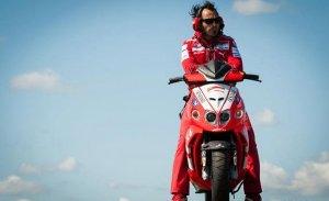 Скутер Ducati может появиться в 2014