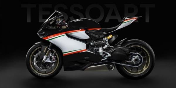 Ducati выпустила спортбайк Superleggera