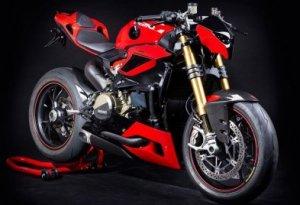 Мотоцикл построен на базе Ducati 1199 Panigale