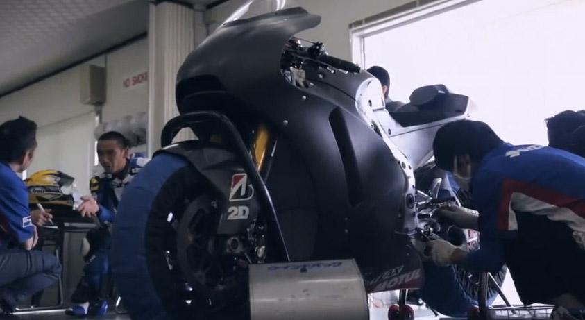 О том, как Suzuki готовится к возвращению в MotoGP, повествует новый документальный фильм