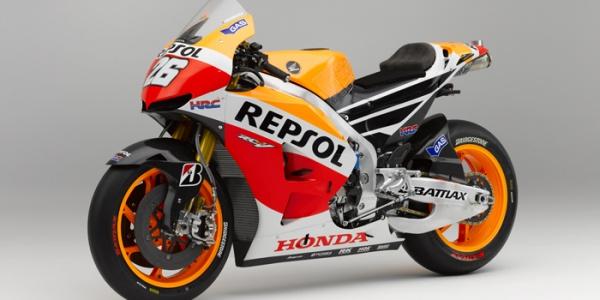 Honda представит байк, победивший на MotoGP