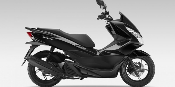 Honda обновила свои скутеры PCX125 и PCX150