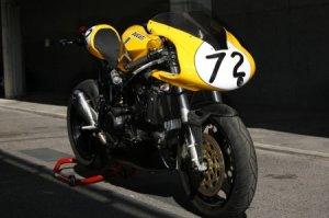 Ателье Radical Ducati закрывается