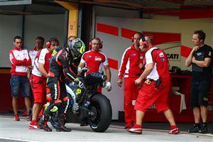 Изменение стратегии Ducati Team не вызывает у Кэла Кратчлоу сожаления.