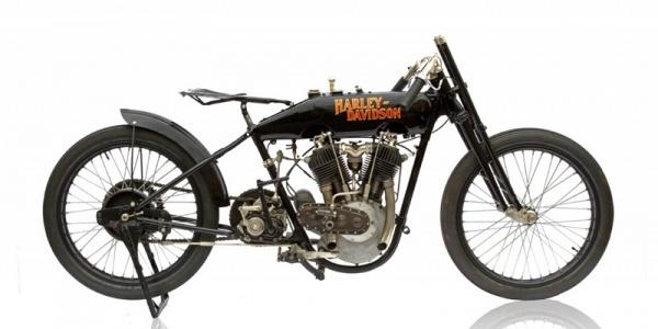 Австралийское ателье создало боард-трекер на базе Harley-Davidson 17-T выпуска 1917 года