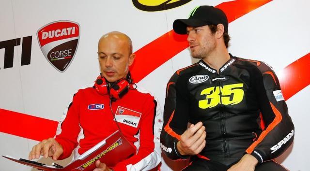Свое мнение о переходе в Open-класс команды Ducati высказал шеф-механик Даниэль Романьоли