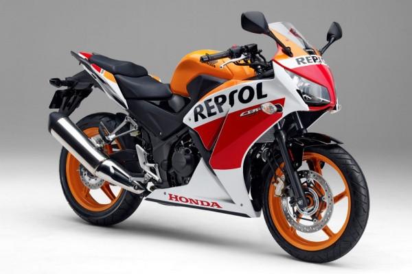Honda CBR250R будут выпускать в виде реплики