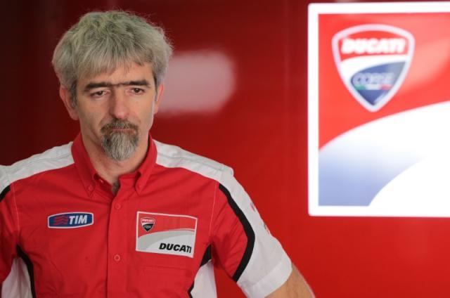 Луиджи Даль'Инья поделился планами по развитию Ducati Desmosedici
