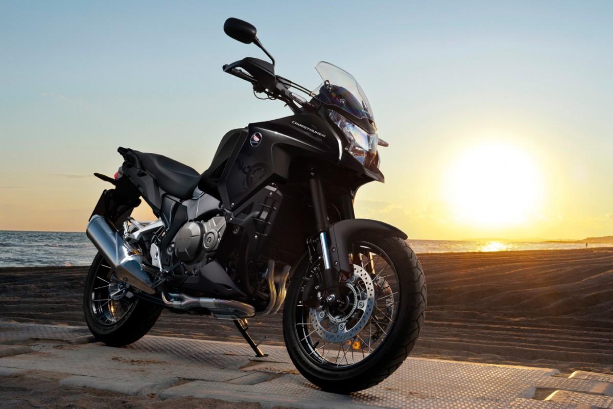 Мотоцикл Honda VFR1200X Crosstourer класса «эндуро»